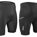 Aero Tech All Day Cycling Shorts with Reflective Side Pockets