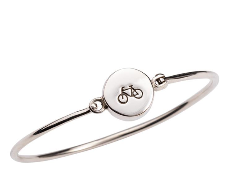 BICYCLE CUFF BRACELET