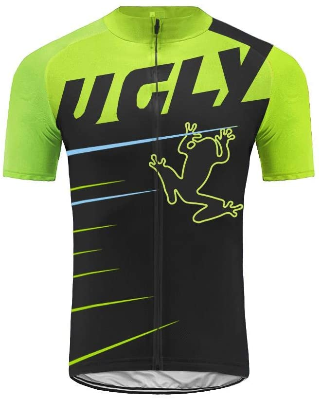 The Uglyfrog Short Sleeve Cycling Jersey
