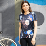 NAUTICAL BICYCLE TOP