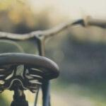 Bike seat for seniors