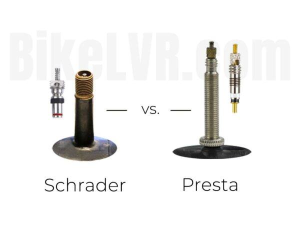 Presta Valve vs Schrader Valve – How to Pump?