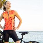 Women's bike shorts