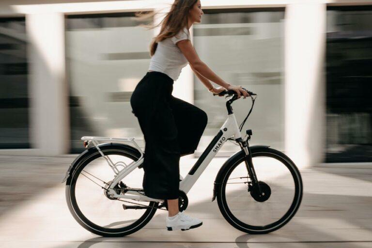 Women vs. Man Bike Difference
