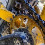 Cleaning Bike Chain